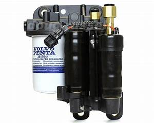 Oem Volvo Penta Electric Fuel Pump Assembly 21608511