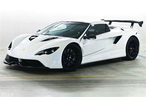 Slovenian Car Manufacturer Tushek Supercars Has Revealed