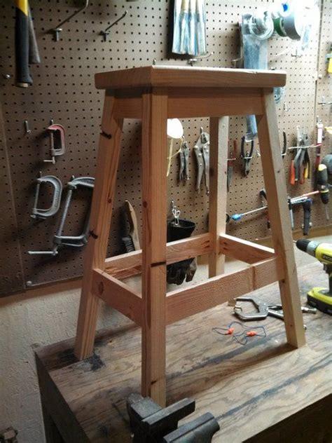 shop stool    xs  bpatterson  lumberjockscom woodworking community