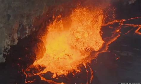 eruptions volcanic volcanoes climate increase change sea effects effect level caused global huffpost