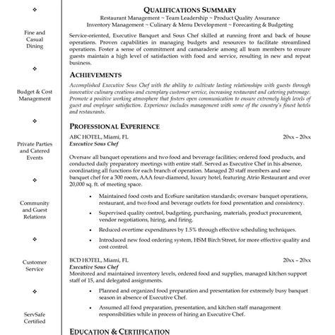 16920 chef resume template chef cover letters cover letter chef template application