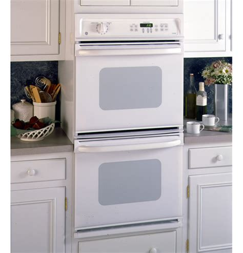 ge  electric double wall oven   cleaning upper oven  standard clean  oven
