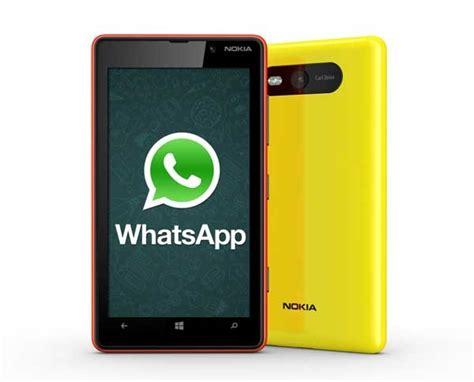 c 243 mo instalar y usar whatsapp en el nokia lumia 820