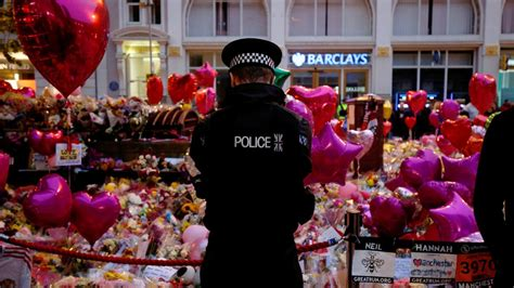 Officers treated for PTSD after Manchester Arena bombing ...