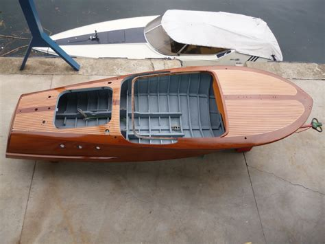 Riva Boats Nz by Model Riva Tritone X Large Scale 1 5 Click To Enlarge