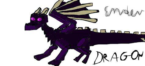 Smok Z Kresu Ender Dragon By Nunka0pl On