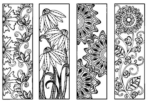 bookmarks to color bookmarks diy bookmarks coloring pages und bookmarks