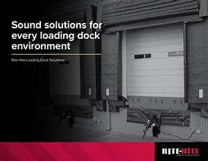 Rite-lite Flex Neck Dock Light - Rite-hite