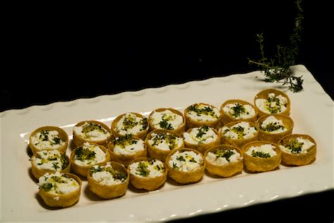 canape filling ideas canapé cups sauce and sensibility