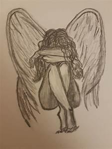 Kunst Zeichnungen Bleistift : angel engel liebe zeichnung bleistift zeichnen meine zeichnungen pinterest zeichnen ~ Yasmunasinghe.com Haus und Dekorationen