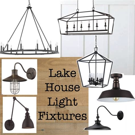 lake house chandeliers lake house light fixtures the lilypad cottage