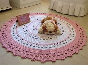 Baby Tapete Rosa : baby tapete rosa tapete croche rosa baby roberta ateli ~ Michelbontemps.com Haus und Dekorationen