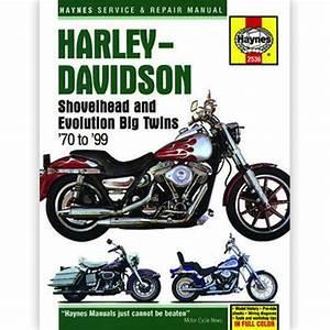 Haynes Manual 2536 For Harley