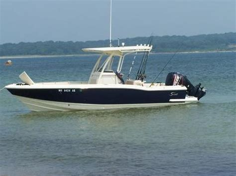 Scout Boats Prices by Scout Boats 235 Cc For Sale Daily Boats Buy Review