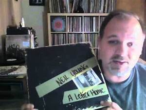 neil young a letter home vinyl box set first look With neil young a letter home vinyl