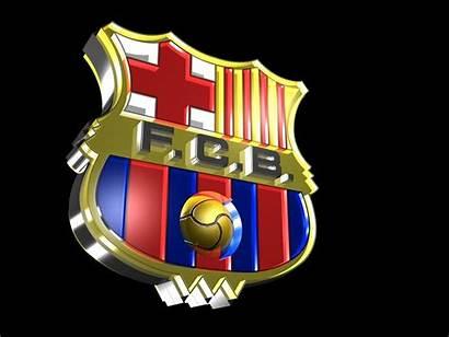 Barcelona Fc Club Football Wallpapers 3d Escudo
