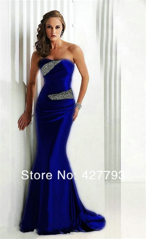 images  royal blue ball gowns  pinterest
