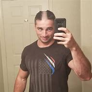 Reverse Mohawk Haircut