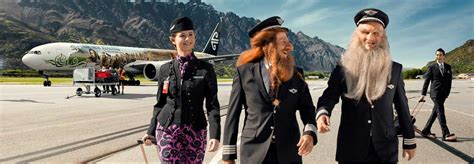 Air New Zealand Hobbit Plane Continues Middle-earth