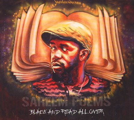 Sareem Poems - Black & Read All Over (CD) – Mello Music Group