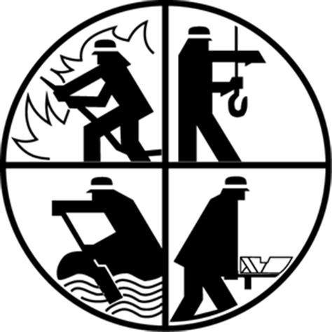 Feuerwehr Löschen bergen retten Logo Vector (.EPS) Free ...