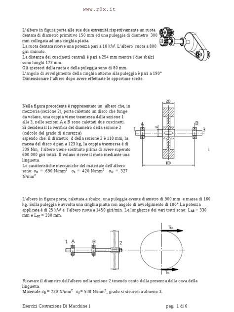 controlli automatici dispense esercizi costruzione di macchine