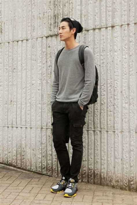 have a look into trendy korean fashion for men