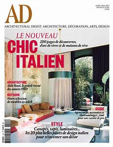 Ambroise Tézenas - Architectural Digest - April 2017
