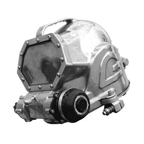 gorski gss stainless steel diving helmet