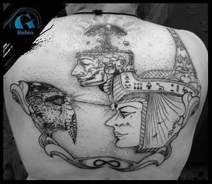Tatouage De Femme : styles tatouage graphicaderme ~ Melissatoandfro.com Idées de Décoration