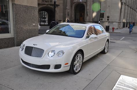 White Bentley Cars by The Together Project White Bentley Continental Flying Spur