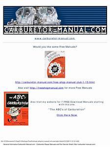 1953 1967 Corvette Specification Guide