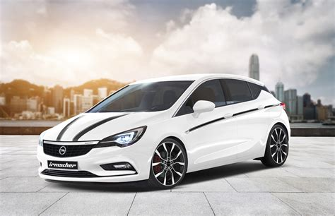 Irmscher Opel Astra Program is Ready for Launch