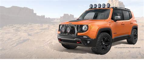 Jeep Renegade 2015 Mopar
