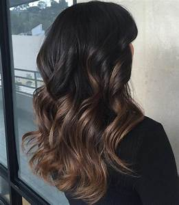 Balayage Braun Rot : 60 best ombre hair color ideas for blond brown red and black hair ~ Frokenaadalensverden.com Haus und Dekorationen