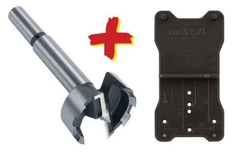 forstnerbohrer 35 mm forstnerbohrer 35 mm gesamtl 228 nge 90 mm wolfcraft 8728000 zylinderschaft 1 st kaufen