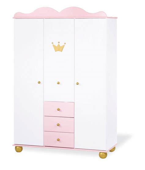 armoire chambre enfants armoire enfant princesse caroline en pin massif et