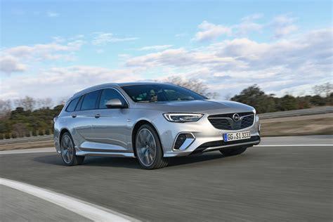 Opel Automobiles Sport by Fahrbericht Opel Insignia Gsi