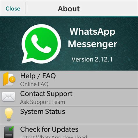 whatsapp in updated blackberry forums at crackberry