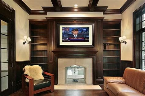 19 Best Images About Tv Above Fireplace On Pinterest