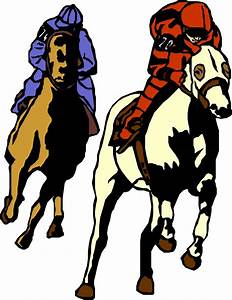 Horse Racing Clip Art Free - Cliparts.co