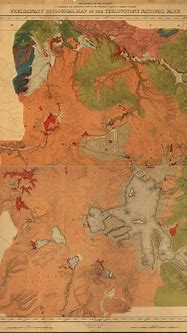 Preliminary geological map of the Yellowstone National ...