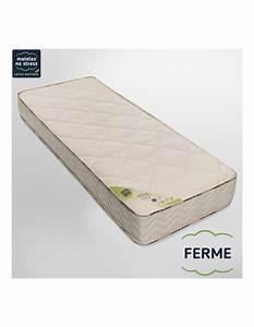 Matelas Très Haut De Gamme : matelas bio latex naturel 90 x 190 haut de gamme ~ Melissatoandfro.com Idées de Décoration