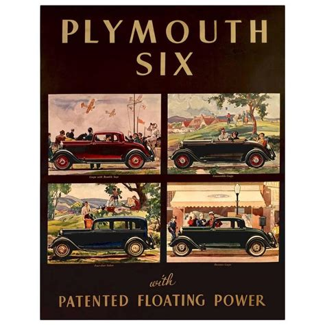 deco posters for sale american deco period car advertisement poster 1933 for sale at 1stdibs