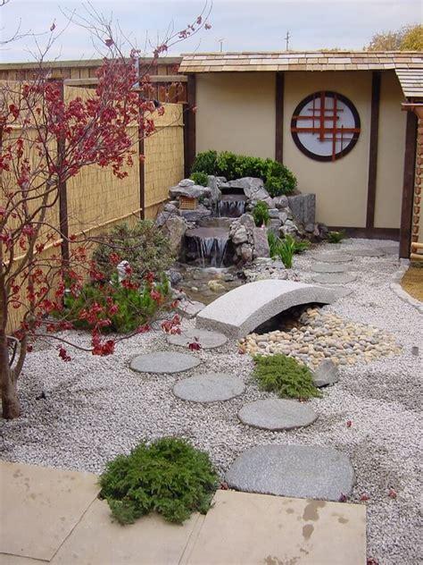 Japanischer Garten Deko by Vorgarten Gestalten Asiatisch Dekoration Parsvending