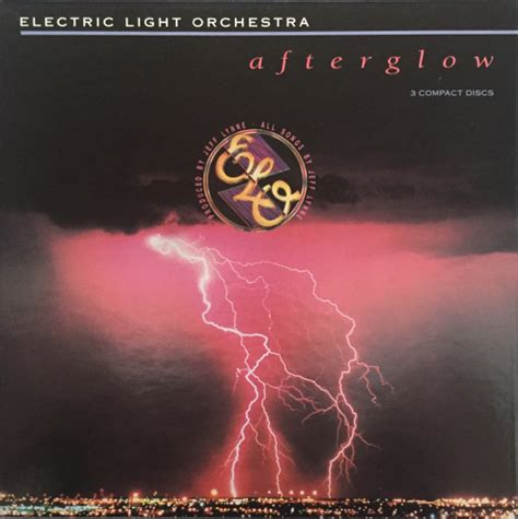 electric light orchestra afterglow cd compilation
