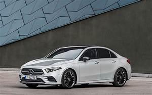 Mercedes Benz Classe S Berline : notre flirt avec la berline mercedes benz classe a 220 2019 guide auto ~ Maxctalentgroup.com Avis de Voitures