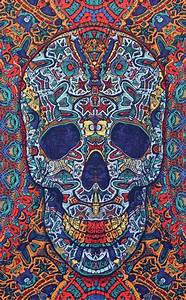 Hippie Tapestry Fabric, Indian Wall Hanging, Psychedelic ...