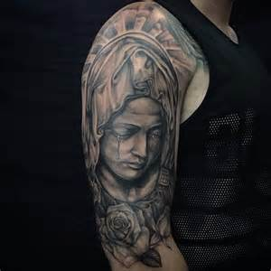 Jesus Face Tattoo Designs
