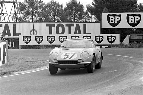 """The two drivers, like the crew members and ford executives there with them, hoped all the while that neither they nor. Every Car From the """"Ford v Ferrari"""" 1966 Le Mans Race - InsideHook"""